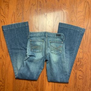 CITIZENS OF HUMANITY Flare Leg Jeans Size 26